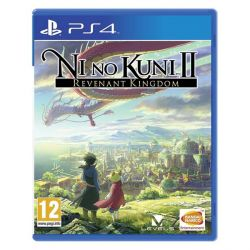 Ni No Kuni 2: Revenant Kingdom (Hra PS4)