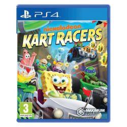Nickelodeon Kart Racers (Hra PS4)