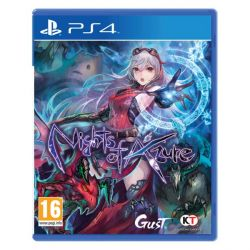 Nights of Azure (Hra PS4)