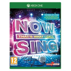 Now That's What I Call Sing   mikrofón (Hra XboxOne)