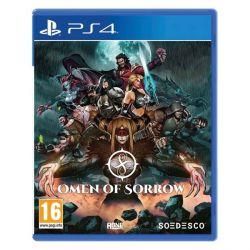 Omen of Sorrow (Hra PS4)