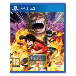 One Piece: Pirate Warriors 3 (Hra PS4)