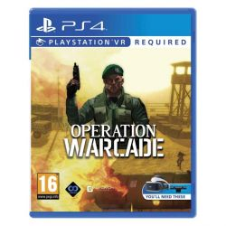 Operation Warcade (Hra PS4)