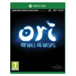 Ori and the Will of the Wisps (Hra XboxOne)