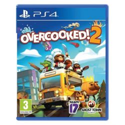 Overcooked 2 (Hra PS4)