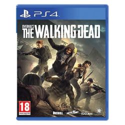 OVERKILL's The Walking Dead (Hra PS4)