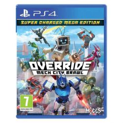 Override: Mech City Brawl (Super Charged Mega Edition) (Hra PS4)