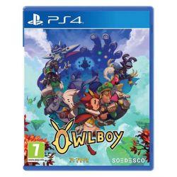 Owlboy (Hra PS4)