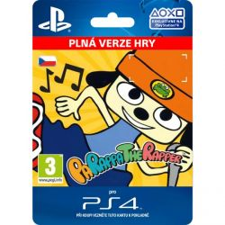 PaRappa the Rapper Remastered (CZ) (Hra PS4)
