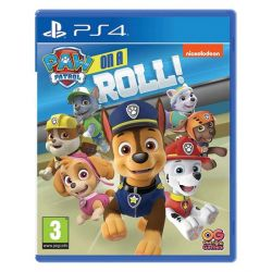 Paw Patrol: On a roll! (Hra PS4)