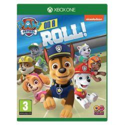 Paw Patrol: On a roll! (Hra XboxOne)