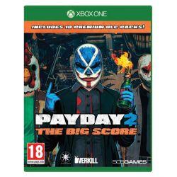 PayDay 2: The Big Score (Hra XboxOne)