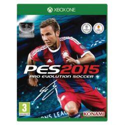 PES 2015: Pro Evolution Soccer (Hra XboxOne)