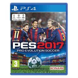 PES 2017: Pro Evolution Soccer (Hra PS4)