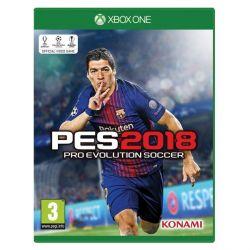 PES 2018: Pro Evolution Soccer (Hra XboxOne)