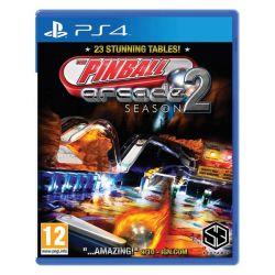 Pinball Arcade: Season 2 (Hra PS4)
