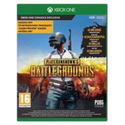 PlayerUnknown's Battlegrounds (Game Preview Edition Digitalna Distribucia) (Hra XboxOne)