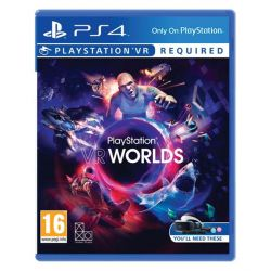 PlayStation VR Worlds (Hra PS4)