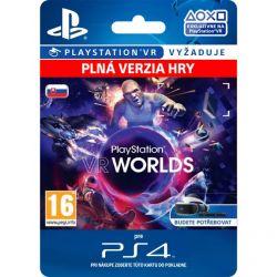 PlayStation VR Worlds (SK) (Hra PS4)