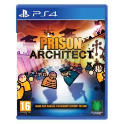 Prison Architect (Hra PS4)