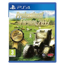 Professional Farmer 2017 (Gold Edition) (Hra PS4)