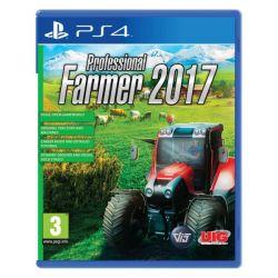 Professional Farmer 2017 (Hra PS4)