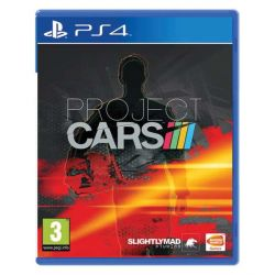 Project CARS (Hra PS4)