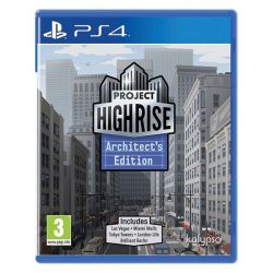 Project Highrise (Architect's Edition) (Hra PS4)