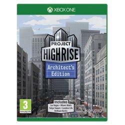 Project Highrise (Architect's Edition) (Hra XboxOne)