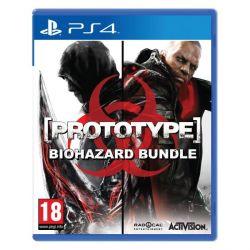Prototype (Biohazard Bundle) (Hra PS4)