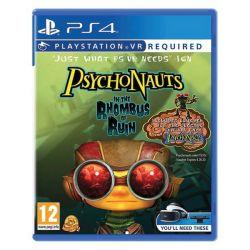 Psychonauts In the Rhombus of Ruin (Hra PS4)