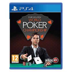Pure Hold'em World Poker Championship (Hra PS4)