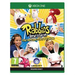 Rabbids Invasion: The Interactive TV Show (Hra XboxOne)