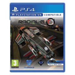 Radial-G: Racing Revolved (Hra PS4)