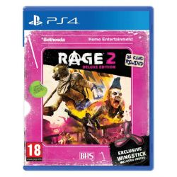 Rage 2 (Deluxe Wingstick Edition) (Hra PS4)