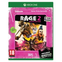 Rage 2 (Deluxe Wingstick Edition) (Hra XboxOne)
