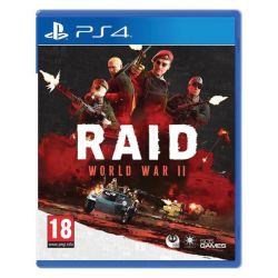 Raid: World War 2 (Hra PS4)