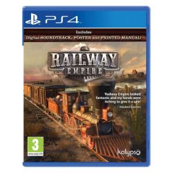 Railway Empire (Hra PS4)