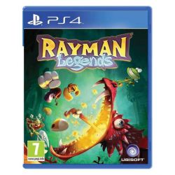 Rayman Legends (Hra PS4)