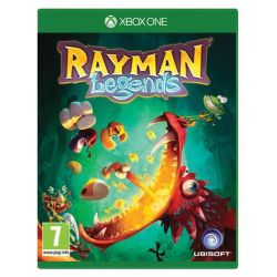 Rayman Legends (Hra XboxOne)