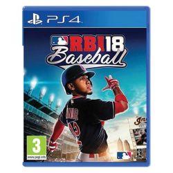 RBI 18 Baseball (Hra PS4)