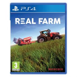 Real Farm CZ (Hra PS4)