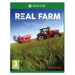 Real Farm CZ (Hra XboxOne)