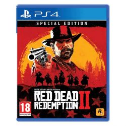 Red Dead Redemption 2 (Special Edition) (Hra PS4)