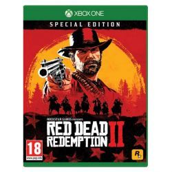 Red Dead Redemption 2 (Special Edition) (Hra XboxOne)