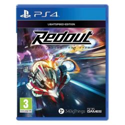 Redout (Lightspeed Edition) (Hra PS4)