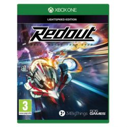 Redout (Lightspeed Edition) (Hra XboxOne)