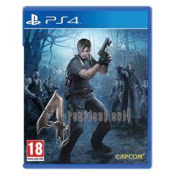 Resident Evil 4 (Hra PS4)