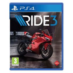 RIDE 3 (Hra PS4)