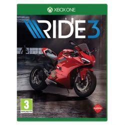 RIDE 3 (Hra XboxOne)